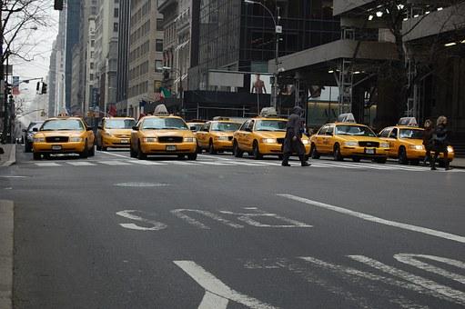 taxi miedzymiastowe