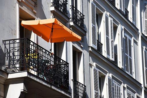 parasole handlowe